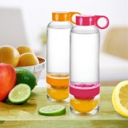 @@@ Citrus Water Bottle 800 ml, pink @@@