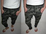 LUX ARMY baggy - dark S,  M,  L