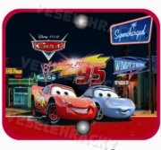 Stínítka do auta 2 ks v balení Disney Cars