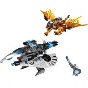Megabloks 95207 Dračí edice - Dragon Fighter