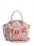 *Kabelka GUESS Isia Small Dome Satchel