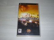 SONY PSP hra Need for SPEED - undercover