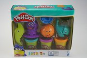 Play Doh Playdoh ocean tools