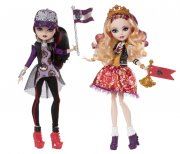 Ever after high School Apple White a Raven Queen