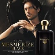 Mesmerize Black for Him edt