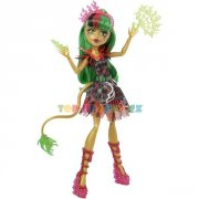 Monster High příšerka Jinafire Long Freak Du Chic