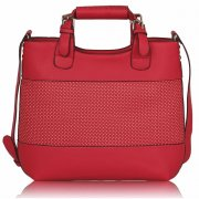 IHNED !!! KABELKA LSBAGS FUCHSIA FASHION TOTE