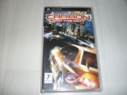 SONY PSP hra Need for SPEED - Carbon