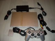 PLAYSTATION 2 70004 silver + karta