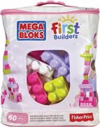 Mega Bloks FB Big Building Bag Girls