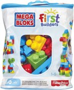 Mega Bloks FB Big Building Bag Boys
