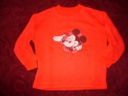Mikina s Mickey mousem