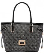 Kabelka GUESS Logo Remix Small Classic Tote