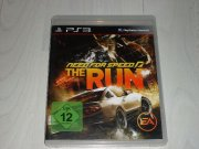 Playstation 3 need for speed the run PS3