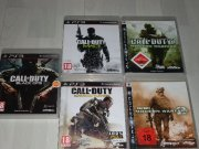 Playstation 3 call of duty Kolekce