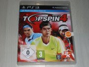 Playstation 3 top spin 4