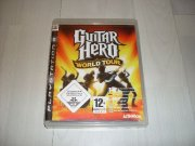 Playstation 3 guitar hero PS3