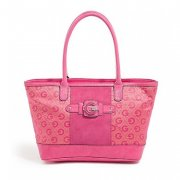 Kabelka G BY GUESS Dashonnie Metallic Logo Tote
