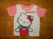 TRIKO HELLO KITTY Vel. 2/3 roky