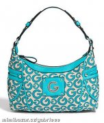 Kabelka G BY GUESS Kacey Logo Top Zip Bag