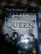 QUEEN - - playstation 2-dvd