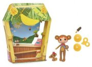 Mini Lalaloopsy™ Silly Fun House Panenka Ace