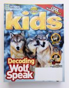 34x časopis NATIONAL GEOGRAPHIC KIDS anglicky
