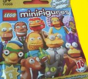 LEGO minifigures The Simpsons 71009