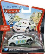 Disney Cars Erik Laneley Cars 2