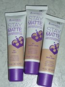 Rimmel Stay Matte pěnový make-up *100*103