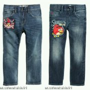 Rifle ANGRY Birds H&M vel. 92