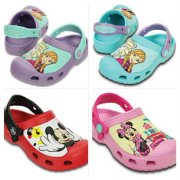Crocs Frozen, Minnie, Mickey-24/26, 29/31, 32/33