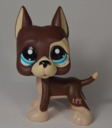 +++ LITTLEST PET SHOP - LPS - PES DOGA +++