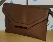@@@ PSANÍČKO BAG CROSSBODY, HO391 camel/brown @@@