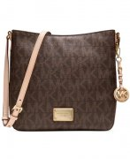 Michael Kors Jet Set Large Messenger / crossbody