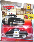 DISNEY CARS SHERIFF / ŠERIF