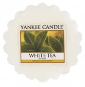 White tea vonný vosk Yankee candle