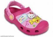 Crocs Hello Kitty vel. J1 (32-33)