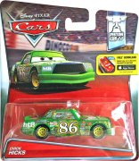 Disney Cars Auta Chick Hicks No. 86