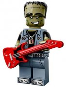 LEGO 71010 Minifigurka 14 série - monster rocker
