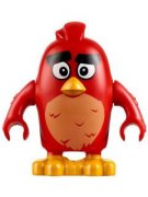 LEGO® ANGRY BIRDS RED