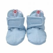 LODGER capáčky slipper cotton 0-3m col.SIlvercreek