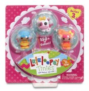 534211GR Lalaloopsy Tinies 3-pack, Design 4