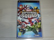 SONY PSP marvel super hero squad