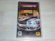 SONY PSP  midnight club los angeles remix