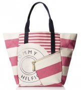 Kabelka Tommy Hilfiger - Sporty Rugby Canvas Tote
