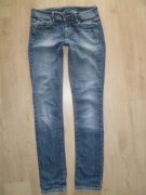 Rifle džíny jeans BENETTON 27/32