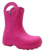 CROCS HANDLE IT RAIN BOOTS HOLINKY GUMÁČKY J2 34.5