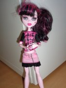 PANENKA MONSTER HIGH DRACULAURA
