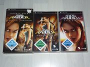 SONY PSP Tomb raider  DUO pack 2x hra